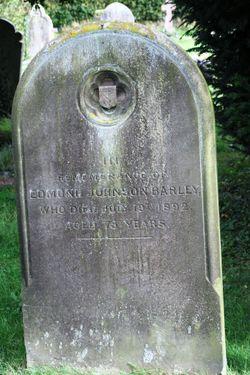 Edmund Johnson Barley