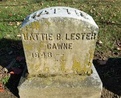 Hattie C. <I>Birdsall</I> Gawne