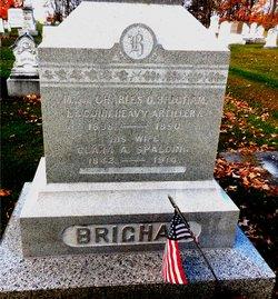MAJ Charles O Brigham