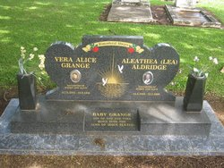 Vera Alice <I>Aldridge</I> Grange