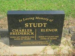 Charles Frederick Studt