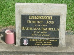 Robert Job Windsor