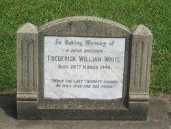 Frederick William White