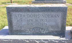 Vera Doris <I>Latimer</I> Norman