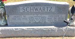 Freddy L Schwartz