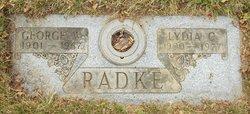 George W Radke