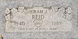 Hiram J Reid