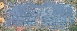 Hazel Elizabeth <I>Smith</I> Cones