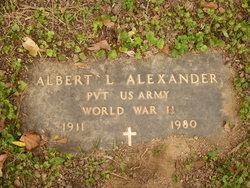 Albert Leo Alexander