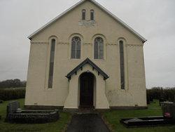 Olewydd Congregational Chapelyard