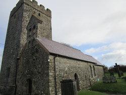 Whitland, Ciffig Churchyard