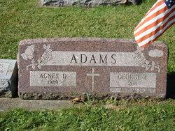 Agnes Irene <I>Donley</I> Adams