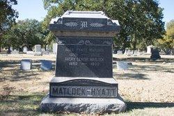 Avery Lenoir Matlock