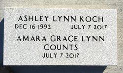 Amara Grace Lynn Counts
