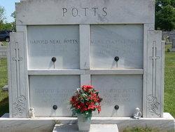 Etta Frances <I>Boyd</I> Potts