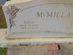 Albert McMillan