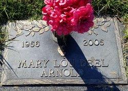 Mary Lou <I>Edwards</I> Arnold