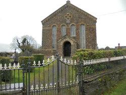 Cefn-y-Pant Chapelyard