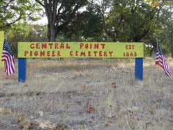 Central Point Pioneer Cemetery