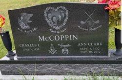 Ann <I>Clark</I> McCoppin