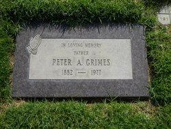 Peter A Grimes