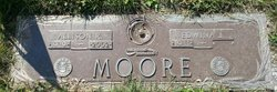 Edwina Josephine <I>Gipp</I> Moore