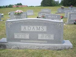 Erie <I>Carter</I> Adams