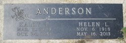 Harry F. Anderson