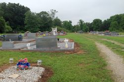 Wauka Mountain Baptist Church Cemetery