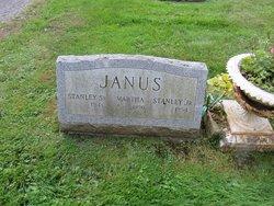 Stanley Janus, Sr.