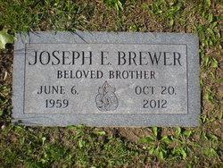 """Joseph Edward """"Joe"""" Brewer"""