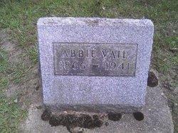 Abbie <I>Jones</I> Vail