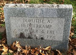 Dorothy Allyn <I>LeClear</I> Heisterkamp