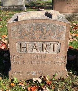 Daniel J Hart