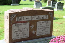 Gwendolyn Marie <I>Mccallister</I> Ball