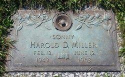 """Harold Daniel """"Sonny"""" Miller"""