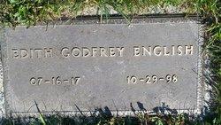 Edith <I>Godfrey</I> English