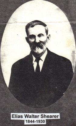 Elias Walter Shearer