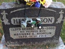 Lloyd George Henderson