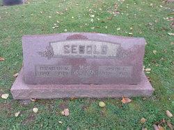 Elizabeth M <I>Mcgettigan</I> Sebold