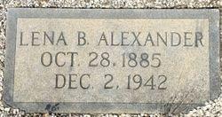 Lena Beatrice Alexander