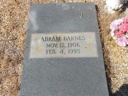 Abram Barnes
