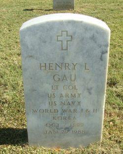 LTC Henry L. Gau