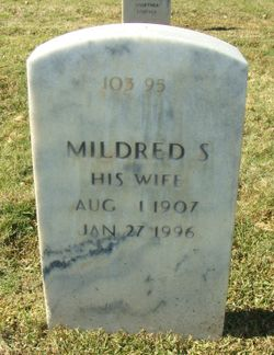 Mildred S Gau