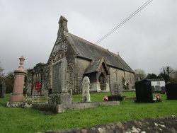 St Cristiolus Churchyard, Eglwyswrw