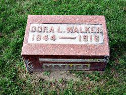 Dora L <I>Sheldon</I> Walker