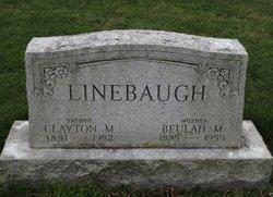 Beulah M. <I>Fishel</I> Linebaugh