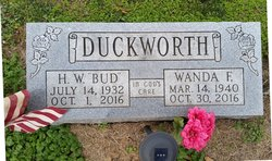 Wanda Faye <I>Graham</I> Duckworth