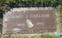 Henry J Carlson