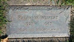 Ralph William Weikert
